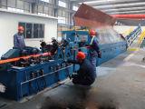 Haste de cobre e o material de fundição contínua da linha de produção/Linha do CCR