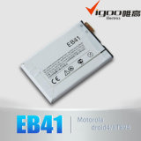 voor Motorola Droid 4 Batterij van de Vervanging van de Batterij de Echte Eb41 Interne voor Xt894