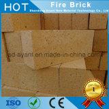 Mattone di fuoco d'isolamento, rimontaggio di legno del Firebrick della stufa, comitati del mattone refrattario