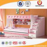 Cama de beliche de madeira confortável de alta qualidade 2016 (UL-H859)