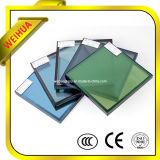Baja de pared de cortina de vidrio (Weihua-Tu aislado E-IG001)