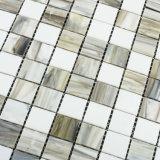 DIY手の切口の床タイルの建築材料のステンドグラスのモザイク