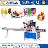 Zwischenlage-Biskuit-Granola-Stabpopsicle-Verpackung, Plombe, Dichtungs-Maschine