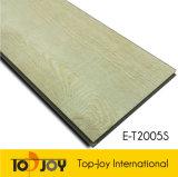 Tablón de vinilo de enclavamiento de PVC pavimento