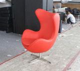 Cadeira (LA1002T Leatheroid vermelho)