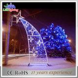 Van de LEIDENE van de Leverancier van China de Decoratie Pool Straat van Kerstmis zette Licht op