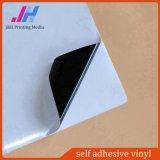 Échantillon gratuit auto-adhésif en vinyle PVC brillant de rouleau de vinyle