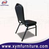 Стул банкета металла PU мебели гостиницы кожаный (XYM-L01)