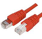 Cable de la cuerda de corrección de UTP Cat5e/CAT6 con el paso de la platija (SH-C7003)