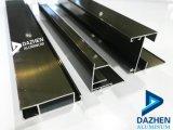 Perfil de Extrusão 6.063 Alumínio preço por tonelada de alumínio / perfil de alumínio Personalizada