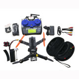 F250 Profissional Combo RC 5.8 GHz Fpv Drone Racing com óculos