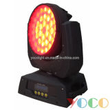 36X10W RGBW светодиод 4 в 1 стадии мойки Disco перемещение головки зум