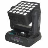 25pcsx15W LED bewegliche Hauptstadiums-Lichter für Unterhaltungsshow