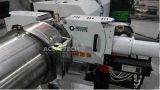 Reciclaje de plástico de la máquina de la tela de plástico Granulator Máquinas