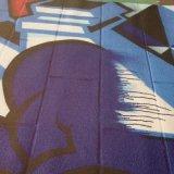 Concevoir l'impression auto-adhésive de peintures murales de revêtement de mur de dessins vifs