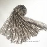 L'écharpe des femmes de mode estampées par coeur neuf en viscose de 100% (HW02)