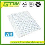 La lumière T shirt en coton de papier de transfert de chaleur de la sublimation du papier