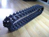 Chenille en caoutchouc de piste de modèle neuf pour le robot