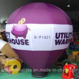新しいデザイン昇進の空気によって吹かれる膨脹可能なスプリントの地上の気球