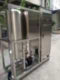 高い濃度のOzonated水オゾン発電機