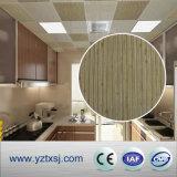 薄板にされた表面PVC天井のタイル