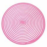 Placemat tecido poliéster 100% para o Tabletop e a decoração