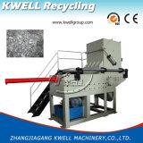 プラスチックHDPE PPR PVC管のための縦のタイプシュレッダー機械