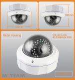Câmara IP Dome Imx222 Sensor da Sony à prova de vandalismo Câmera IP H. 264 Câmara CCTV IV Full HD 1080P 2MP