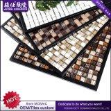 Salone 2016 della stanza da bagno della cucina della parete delle mattonelle TV della parete del mosaico della ceramica di Foshan Juimsi 305X305mm