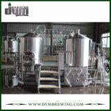 De aangepaste Industriële 500L Nano Apparatuur van de Brouwerij voor De Brouwerij van de Ambacht van het Bierbrouwen