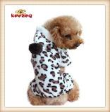 개 겨울 한 벌 애완 동물 Flannel 옷