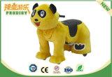 Máquina de juego animal motorizada batería del paseo de fichas de los cabritos que recorre
