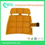 Placa de circuito impresso flexível com dupla face 1,6 mm