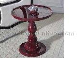 Tavolino da salotto di legno di base metallica industriale delle merci domestiche della mobilia del salone
