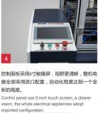 Machine de coupe en papier haute vitesse usagée Gzb-600