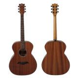 Тавро Aiersi гитара Sg01mm Mahogany тела переклейки 41 дюйма акустическая