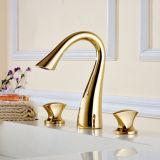 Moinho de banho contemporâneo Concise Bathroom Faucet Dual Holder