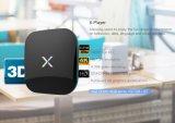 2016 cadre 17.0 chaud de Kodi TV de faisceau du joueur 4k 2g 16g Octa du boîtier décodeur S912 X