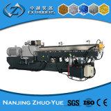 PP/PE mit den CaCO3-Plastikkörnchen, die Maschine Doppelschraubenzieher herstellen