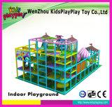 Wenzhouの柔らかい演劇のおもちゃは屋内運動場装置をからかう