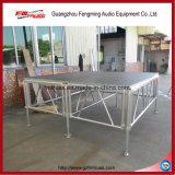 1.22*1.22mか1.22*2.44mの防水合板の調節可能な4本の足の段階