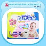 Pañal soñoliento suave del bebé de la humedad saludable del bloqueo de la fábrica de China