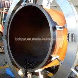 Od는 거치했다, 유압 모터 (SFM4860H)를 가진 관 절단 그리고 경사지는 기계