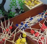 Hot-Sell Eco Natural Bamboo Fruit Skewer / Stick / Pick (BC-BS1059)