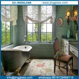 안전과 방음 목욕탕에서 1장의 방법 미러 유리제 적용되는