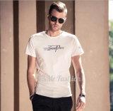 Service d'OEM de T-shirt de teeshirt de logo estampé par coutume de mode