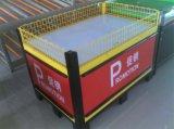 Ecke redet Supermarkt-Regal für Speicher-Vorrichtung an