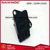 Medidor de fluxo de massa do sensor MAF 22204-21010 para Toyota & LEXUS da China Factory Free Sample Price