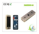 Touch Metal impermeable 8000 usuarios puerta RFID control de acceso teclado lector de casos
