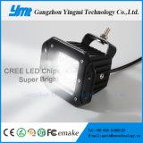 Luz de trabajo universal 18W LED Bar inundación lámpara del punto de conducción
